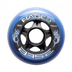 BASE kolečka Hockey Outdoor 80mm 83A Rage2 4-pack