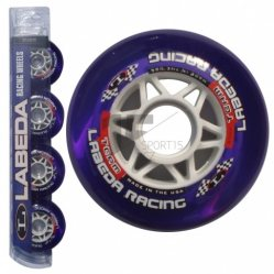 LABEDA kolečka Racing 80mm 84A 4ks